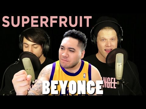 Superfruit - Beyoncé REACTION!!!