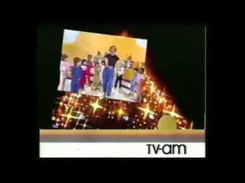 TV AM Christmas continuity 1983