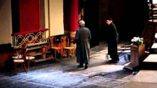 Tosca: Cantoria/ un tal baccano in chiesa
