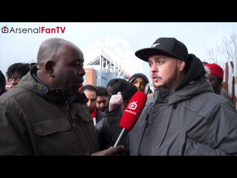 Man Utd vs Arsenal 1-1 | Wenger Made The Subs Too Late says DT