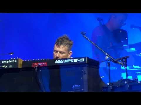 Gorillaz - Souk Eye (new song, first time performed) @ Rock im Park, Nürnberg 01/06/18