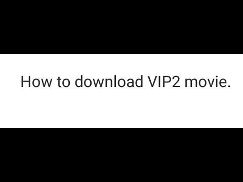 How to download VIP2 Telugu HD movie .