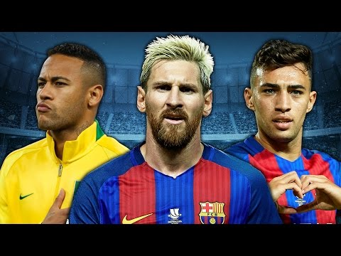 Have Barcelona Found The New Neymar?! | Euro Round-Up