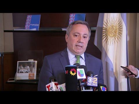 Argentina Attack Survivors Suffering, Unified