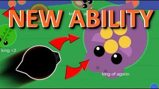 MOPE.IO // ANONYMAL - NEW ABILITY // TOSS IN AIR // // EXPERIMENTAL