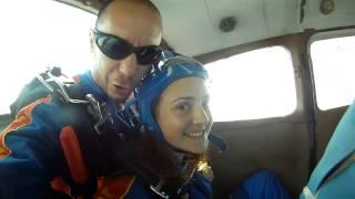 Tandem Skok - Lara Zale - Padobranski Sportski Klub Slobodan Pad
