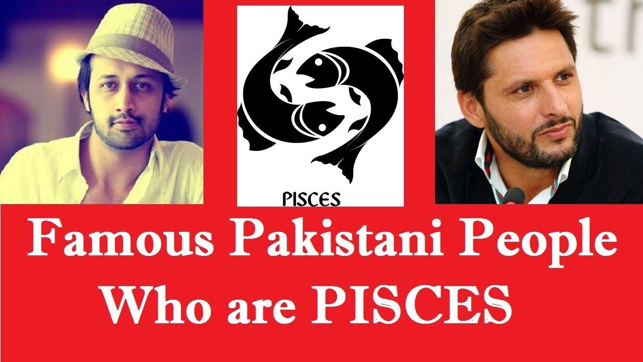 Pisces Horoscope Celebrities Born In Pakistan - Burj Hoot Daily Weekly  Monthly Zodiac in Urdu 2019