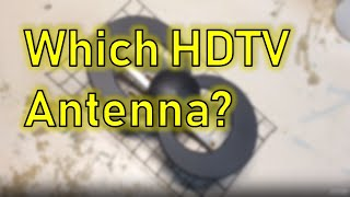 Which HDTV Antenna Should I Buy? Clearstream or Sky OTA HD