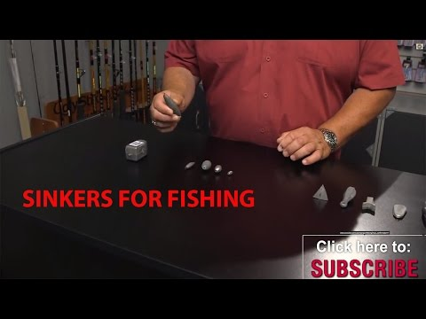 Dan Hernandes shares all about Fishing Sinkers | SPORT FISHING