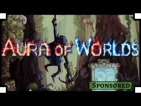 Aura of Worlds - (Creative Tactics Rougelite Game)