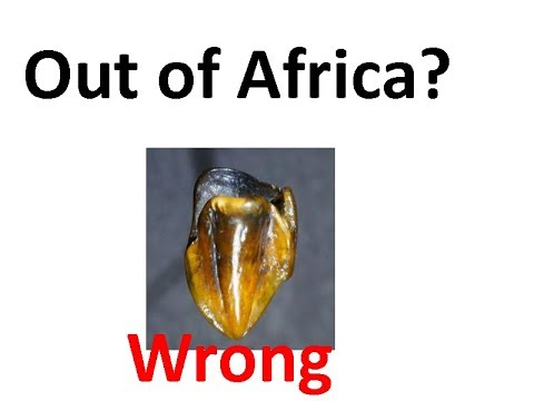 out of africa theory Most paleoanthropologists are strong supporters of the standard timeline of human development, known as the out of africa theory, which states, among other things, that humans originated on the african savanna nearly 200,000 years ago, and that our migration from those plains into asia and europe happened roughly 60,000 years ago.