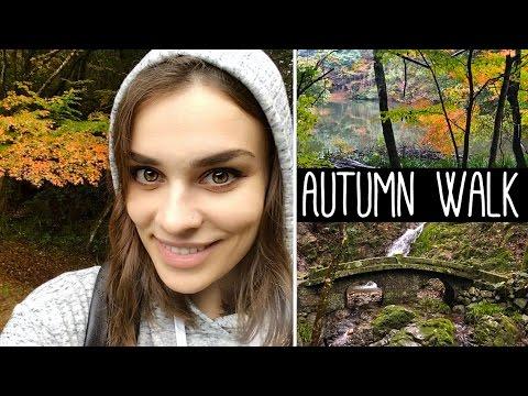 Autumn Walk to Hakubakei (Usuki, Oita Prefecture, Japan)