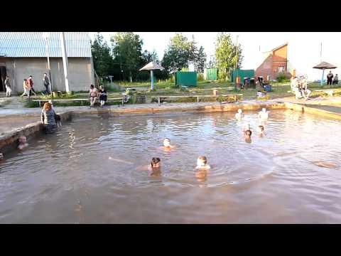 Тобольск - Винокурова. Горячий источник.