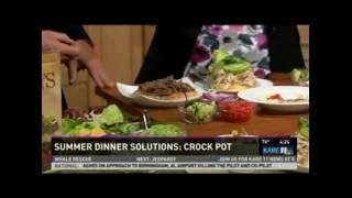 Summer Slow Cooker Recipes (8/14/13 on KARE 11)