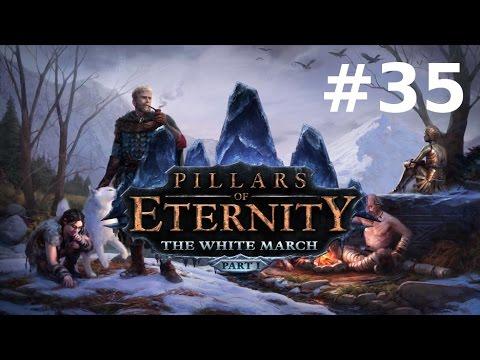 Pillars of Eternity #35 - The White March : Stream du 25 août (1/2)
