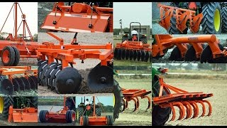 UNIVERSAL Agricultural Implements Video