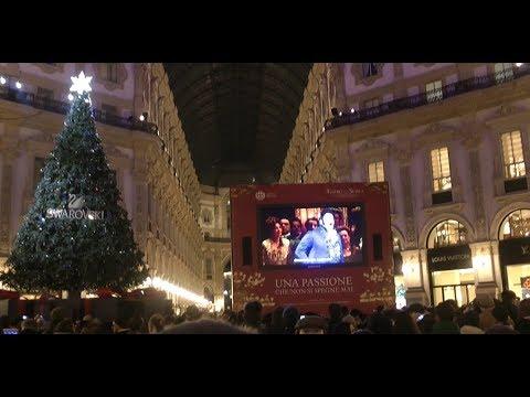 PRIMA AL TEATRO ALLA SCALA DI MILANO IN SCENA ANDREA CHENIER: VIDEO INTERVISTE