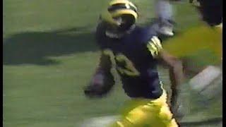 1998: Michigan 59 Eastern Michigan 20