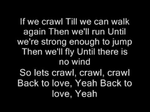 Chris Brown Crawl Lyrics