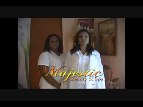 Majestic Beauty Spa Presentacion Youtube