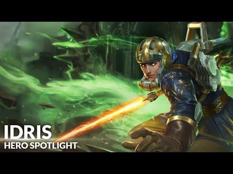 Idris Hero Spotlight