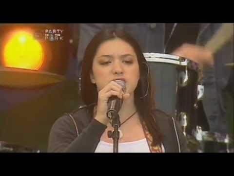 Michelle Branch - Everywhere (Live @ Party In The Park 2002)