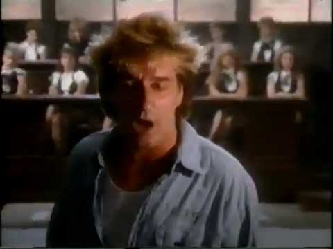 Rod Stewart - Love Touch (music video from the film Legal Eagles 1986)