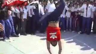 Pakistan Urdu School Bahrain - breakdance battle