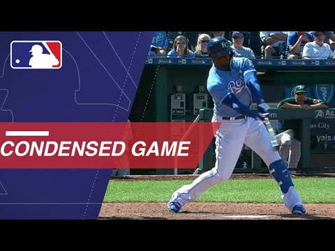 Condensed Game: OAK@KC - 6/2/18