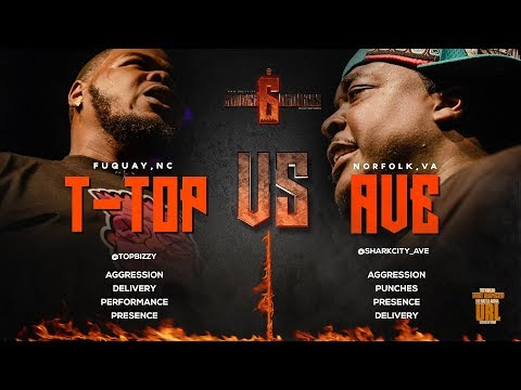 T-TOP VS AVE SMACK/ URL RAP BATTLE