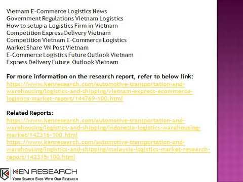 List of E-Commerce Logistics Players in Vietnam-Ken Research