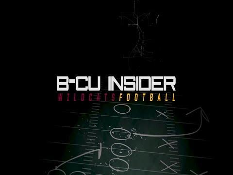2017 B-CU Wildcat Football Insider - Episode - 10 -  B-CU vs Hampton