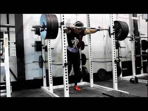 Thumbnail: REVENGE (500lb Squat Attempt @ 185lb)