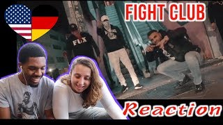 AMERICAN'S REACTION TO GERMAN RAP! Fight Club - Capital Bra feat. Samra & AK AusserKontrolle