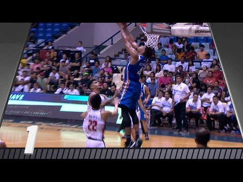 Top 10 Dunks - June 1 to June 12 | PBA Commissioner's Cup 2019