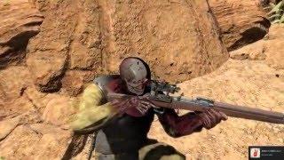 【PC】 音量注意 Raubvogel is dead 【Sniper Elite 3】