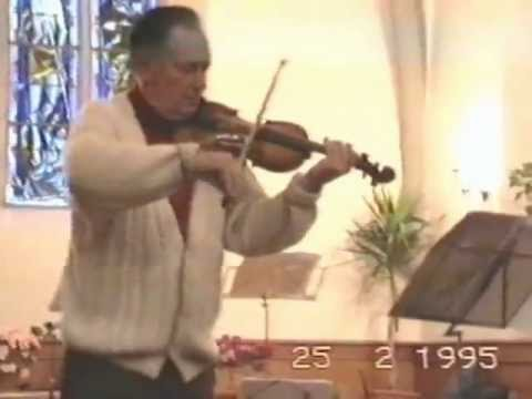 Alberto Lysy &  Stanimir Todorov ,  Kodaly Duo  for violin & cello IMMA- 94-95 - rehearsal