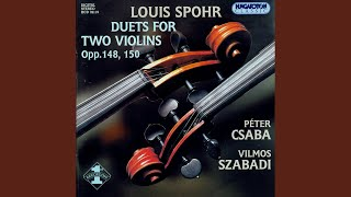 Duet for Two Violins in D major Op. 150 II. Larghetto