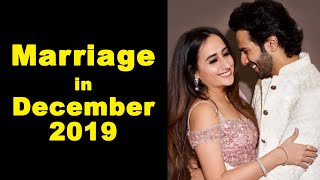 Varun Dhawan and Natasha Dalal Confirmed Marriage Date