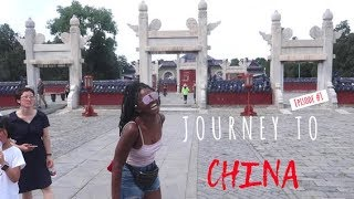 JOURNEY TO CHINA VLOG 🇨🇳