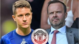 Ander Herrera aims dig at Man Utd and Ed Woodward over running of the club- transfer news today