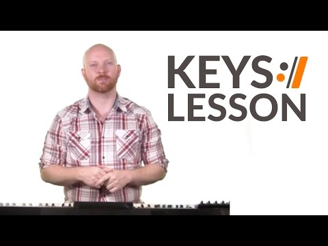 God Of Wonders - Paul Baloche // Keys Tutorial