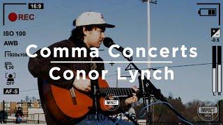 Comma Concerts- Conor Lynch (live @ Ranney Skate Park)
