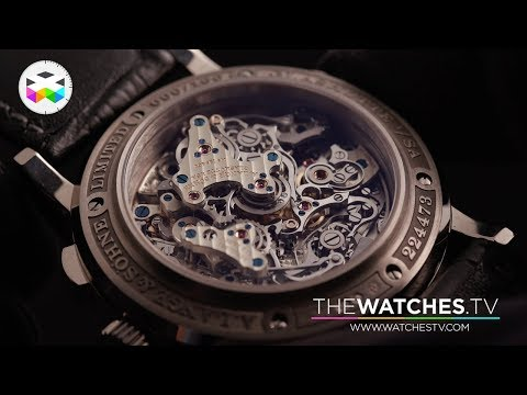 A. Lange & Söhne New Timepieces at the 2018 SIHH