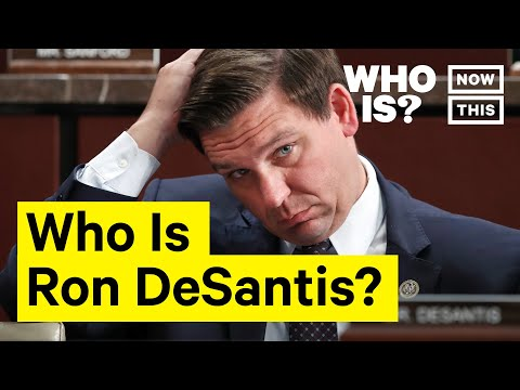 Who Is Ron DeSantis? Narrated By Yedoye Travis | NowThis