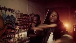 Смотреть клип Ace Hood - Buss Guns Feat. Mavado