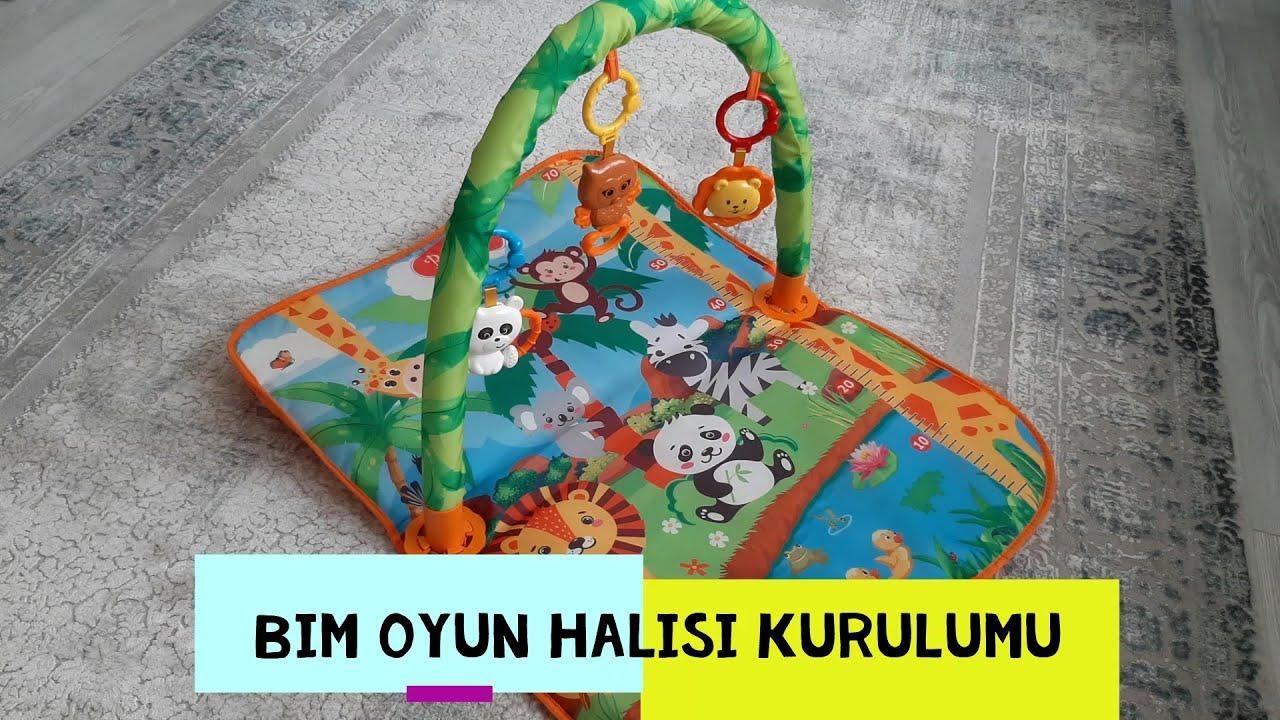 Bim Aktüel Babies Oyun Halısı Kurulumu