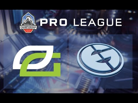 Match 8 - Optic Gaming  vs Evil Geniuses - HCS Pro League NA Fall Season Week 1