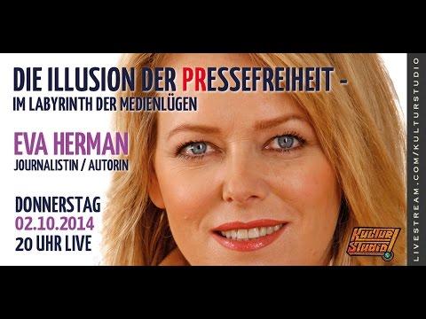 Die Illusion der PRessefreiheit - Im Labyrinth der Medienlügen - Eva Herman | KT 100