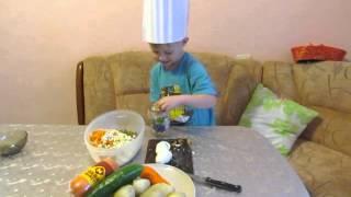 """салат для мамы"""